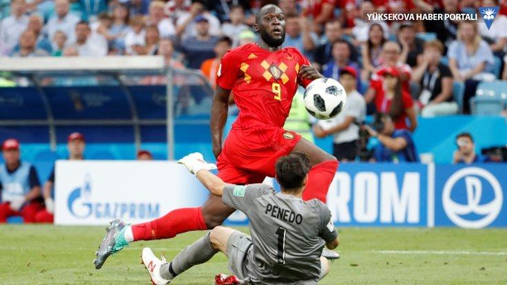 Belçika: 3 - Panama: 0