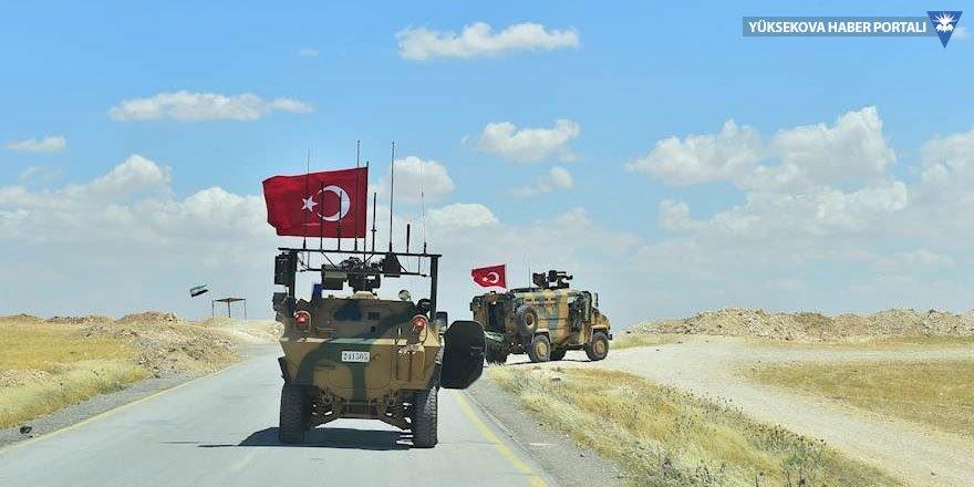 Pentagon'dan Menbiç açıklaması: Türkler bir yanda biz diğer yanda devriye geziyoruz