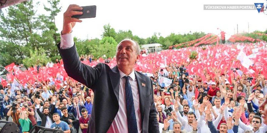 Muharrem İnce Le Monde'un manşetinde: Erdoğan'a meydan okuyan adam