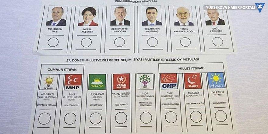24 Haziran'da nasıl oy kullanılacak?