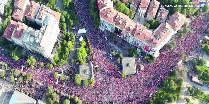 Muharrem İnce'nin Ankara mitingi: Bu kez olacak gibi!