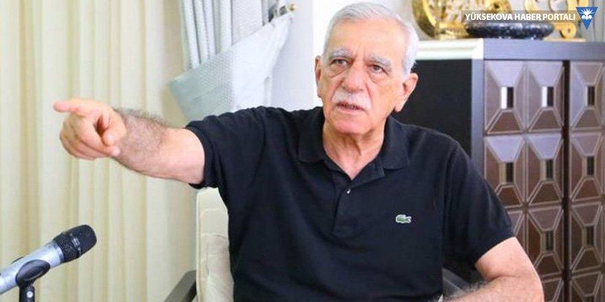 Ahmet Türk: Yüzde 10 ila 14 arasında sonuç alacağız