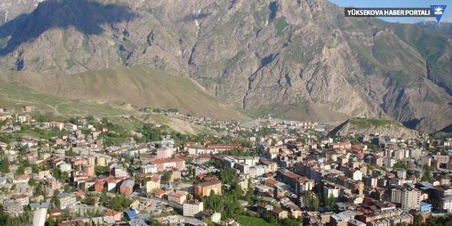 Hakkari'de 30 bölge 14 gün süreyle yasaklandı