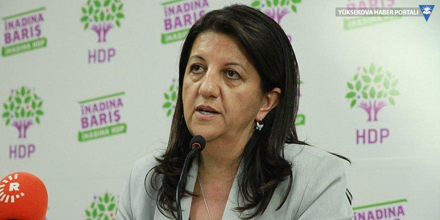 HDP Eş Genel Başkanı Pervin Buldan: Geçici OHAL, kalıcı oldu