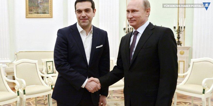 Rusya ve Yunanistan arasında diplomat krizi
