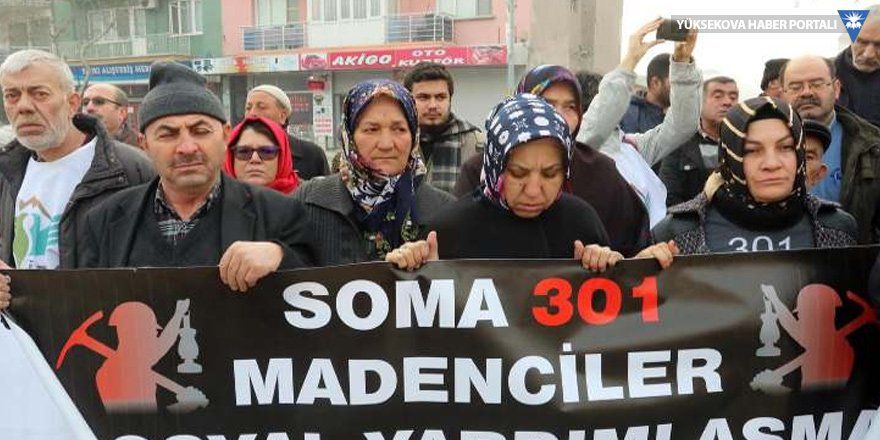 Soma kararına tepki: Azraillere bu kadar ceza veriyorlar