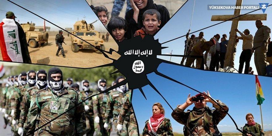 Iraklı yargıçlara 'IŞİD'lileri adil yargılama' eğitimi