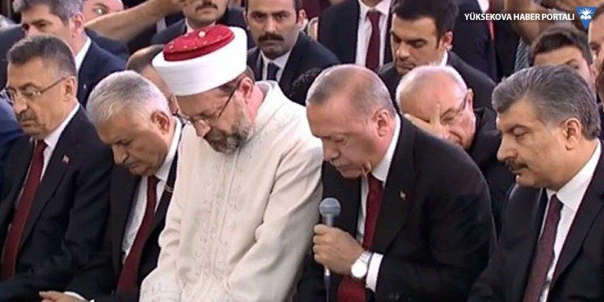 Tüm Türkiye'de 15 Temmuz anması