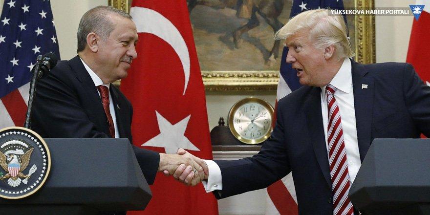 Trump: Erdoğan'la iyi anlaşıyorduk, Türkiye büyük hata yapıyor