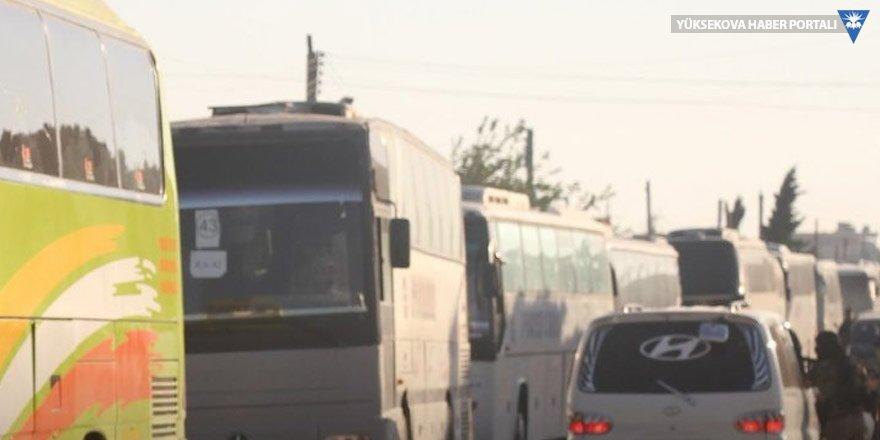 Suriye'de iki kritik Şii köyü tahliye ediliyor
