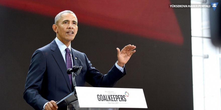 Obama'dan 'tek adam' eleştirisi