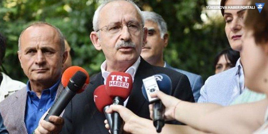 Kılıçdaroğlu'ndan kurultay açıklaması: Birileri koltuk derdinde