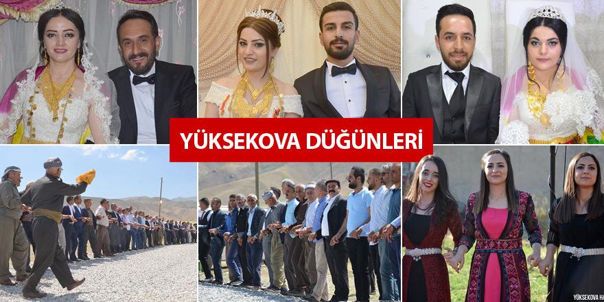Yüksekova Düğünleri (21 - 22 Temmuz 2018)