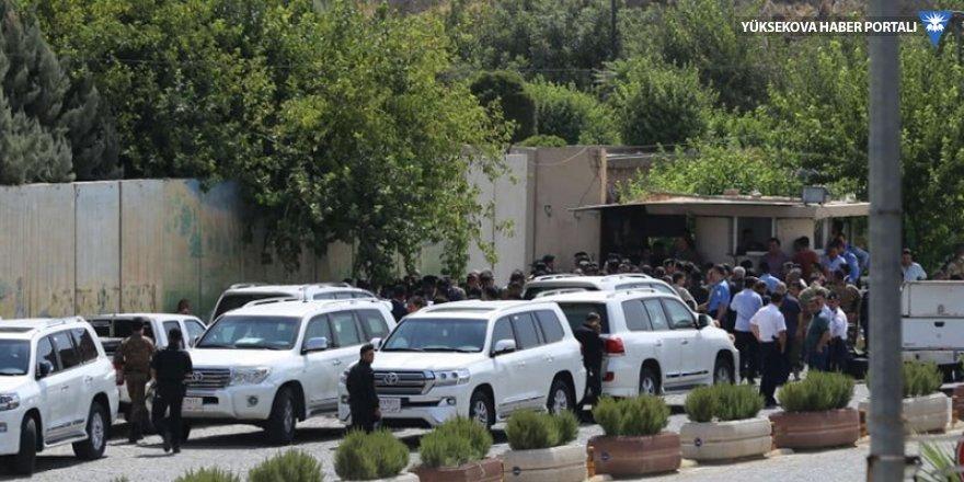 Erbil'de valilik binasına silahlı saldırı: İki polis yaralandı