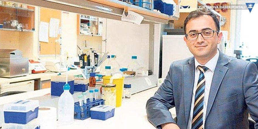 Dr. Kocabaş kanser hücrelerinin büyümesini durdurdu