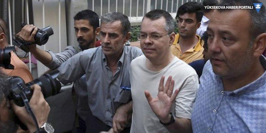 İddia: ABD Türkiye'ye Brunson için çarşambaya kadar süre verdi