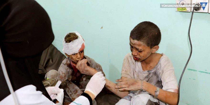 Suudi Arabistan'dan Yemenli çocuklara saldırı: 50 ölü, 77 yaralı
