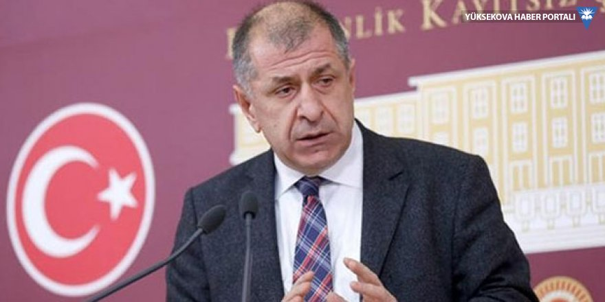 İyi Partili Özdağ'dan istifa yorumu: Saygın isimler, kalmalarını tercih ederdim