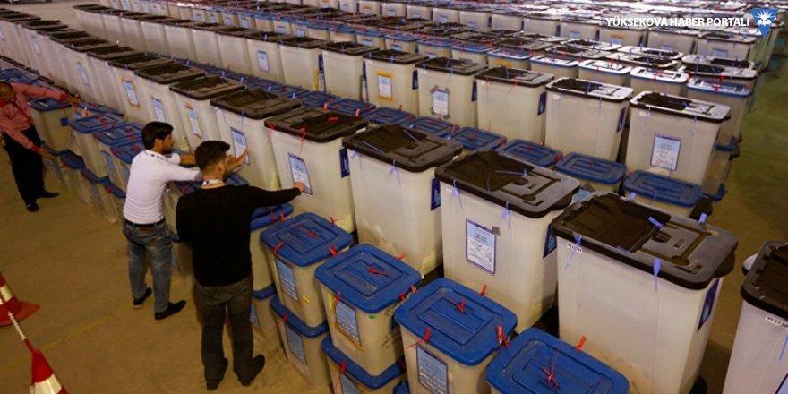 Irak'ta itirazlar üzerine oylar elle sayıldı