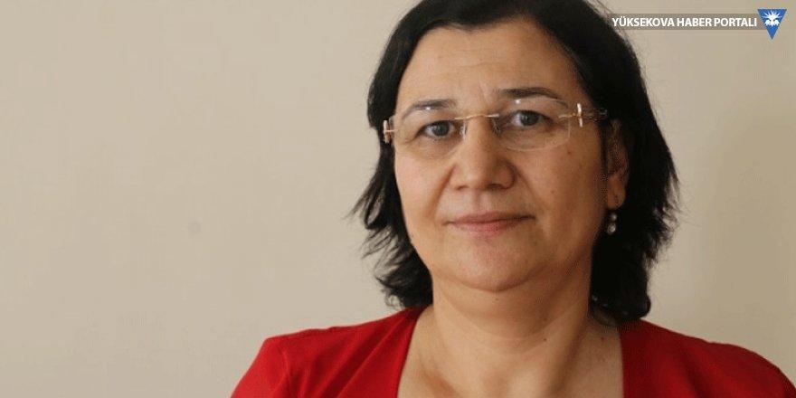 HDP Hakkari milletvekili Leyla Güven'den açıklamalar