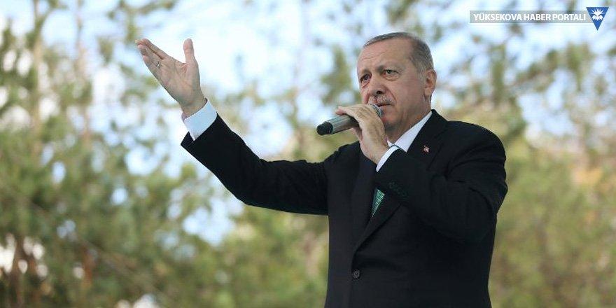 Erdoğan yeniden genel başkan