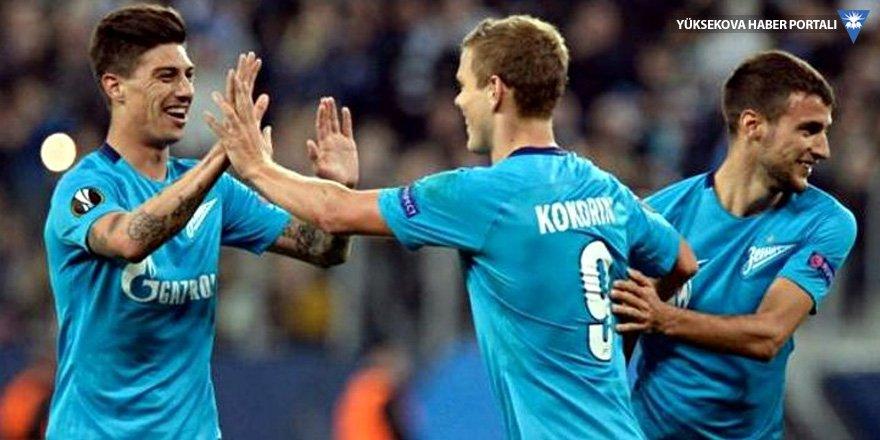 Zenit, 4-0'ın rövanşını 8-1'le aldı!