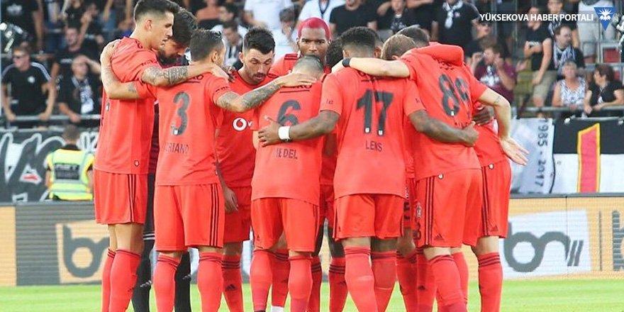 LASK Linz: 2 - Beşiktaş: 1