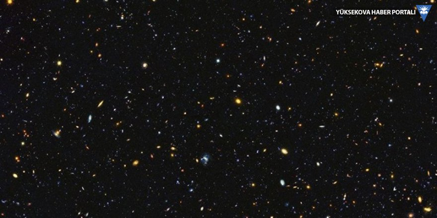 15 bin galaksiyi içeren uzay panoraması görüntülendi