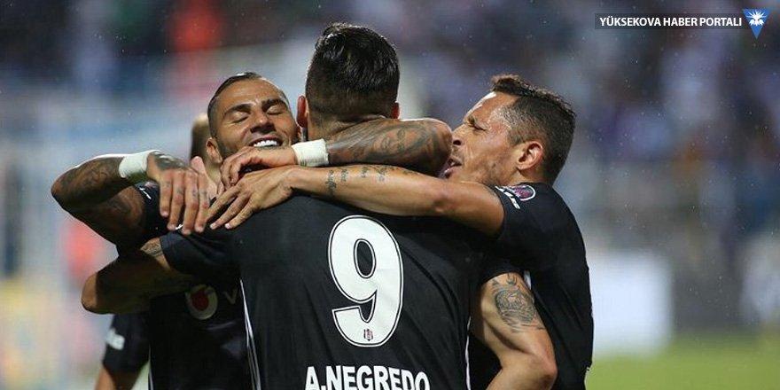 BB Erzurumspor 1-3 Beşiktaş
