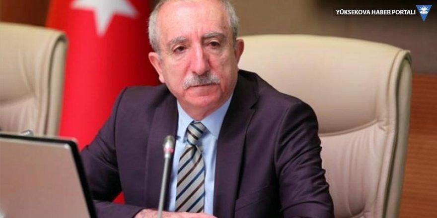 Erdoğan'dan, Miroğlu'na: 'Bunları hiç görmedik'