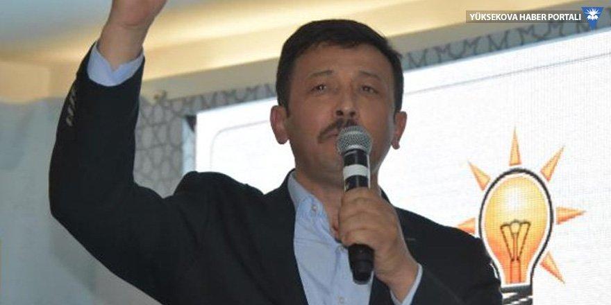 AK Partili Dağ: Abdullah Gül ihanet etti