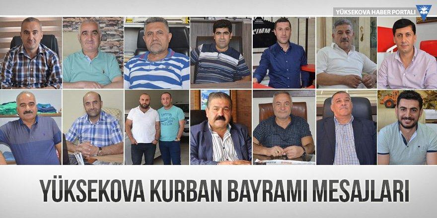 Yüksekova Kurban Bayramı mesajları - 2018