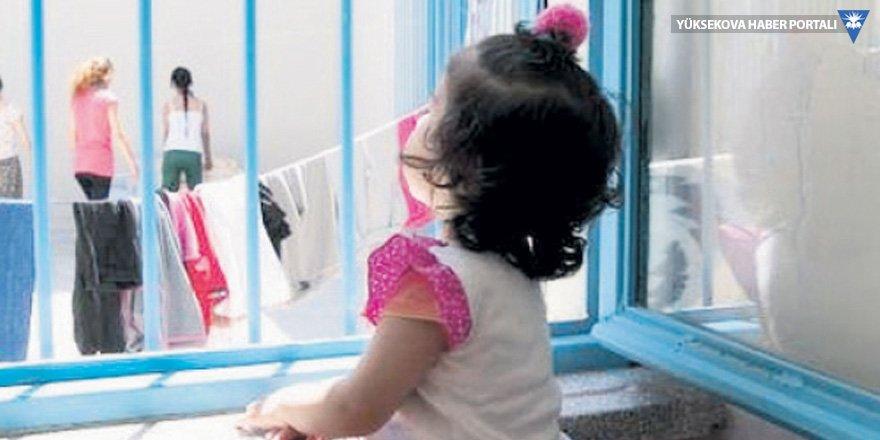 668 bebek bayramı cezaevinde karşıladı