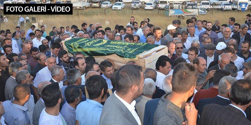 Ferheng ve Sertip Dara'yı binler uğurladı