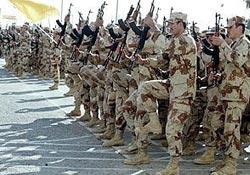 Kürt Askerleri Bağdatta