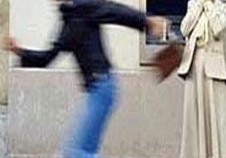 Silopi'de Kadın Öğretmen Kapkaççıların Saldırısına Uğradı