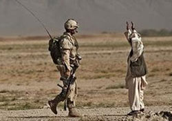 2 NATO askeri vurularak öldürüldü!