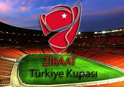 Türkiye Kupası'nda son 16 eşleşmeleri belli oldu