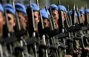 'Bedelli askerlik gündemimizde yok'