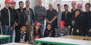Yüksekovalı öğrenciler Almanya gezisinden döndü