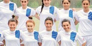 Hakkarili kadınların futbol tutkusu belgesel oldu