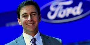 Ford Motor'un CEO'su gönderildi