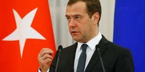 Medvedev: Türk Akımı'nın Avrupa'ya uzanması için görüşmeler yapıyoruz