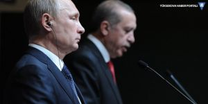 Putin'den Erdoğan'a 'Türk Akımı' telefonu
