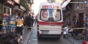 Fatih'te çatı çöktü: 1 kişi hayatını kaybetti