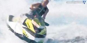Ali Ağaoğlu jetski kazası geçirdi