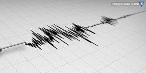 Erzurum'da hafif şiddetli 2 deprem