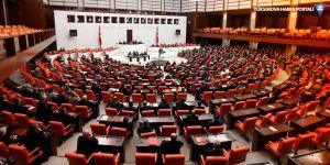 Meclis'te İYİ Parti'li oturma düzeni