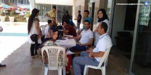 Van'da 213 sınav tercih merkezi kuruldu