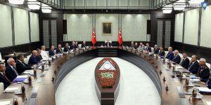 MGK: Referandum gayri meşru ve kabul edilemez
